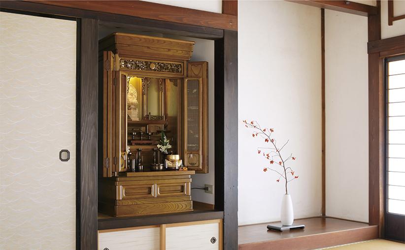 ゆたか2型彫 欅神代色43-20