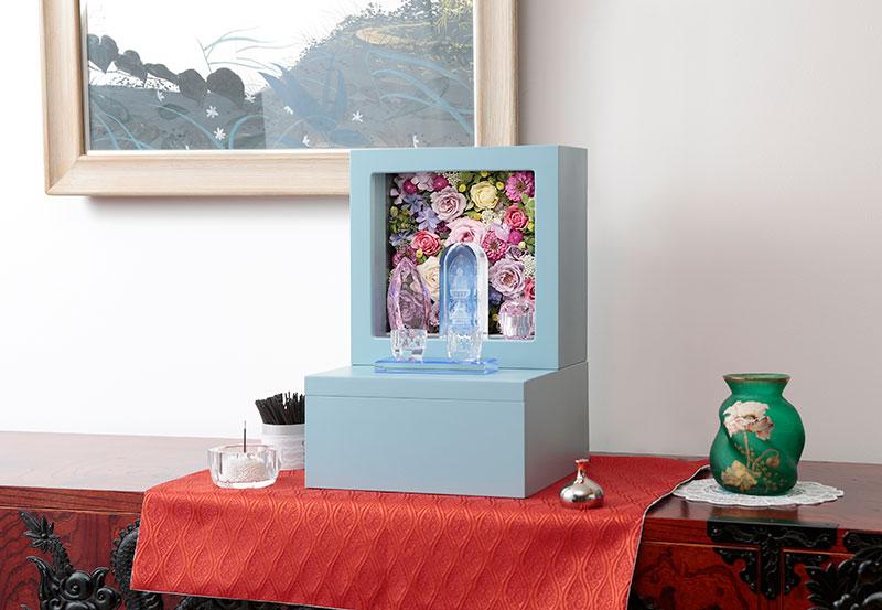 花供養墓 昴 ブルー